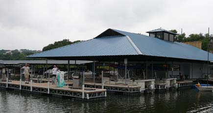 Briarcliff Marina Ship Store and Gas Dock